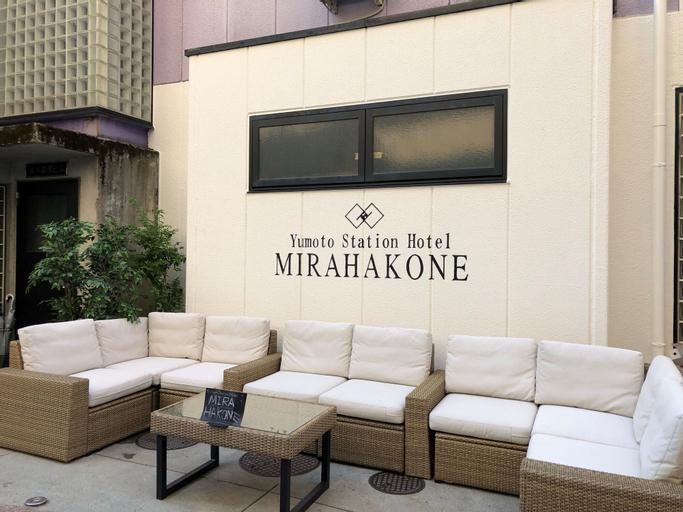 Yumoto Station Hotel MIRAHAKONE, Hakone