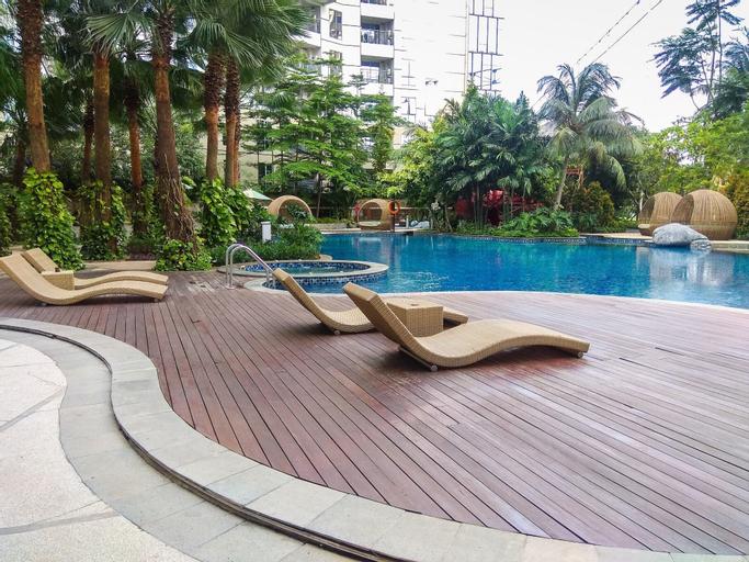 Best Choice 1BR Apartment The Mansion Kemayoran, North Jakarta
