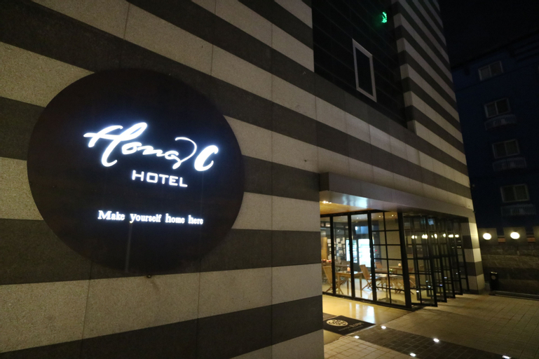 Hong C Hotel Gangneung Station, Gangneung