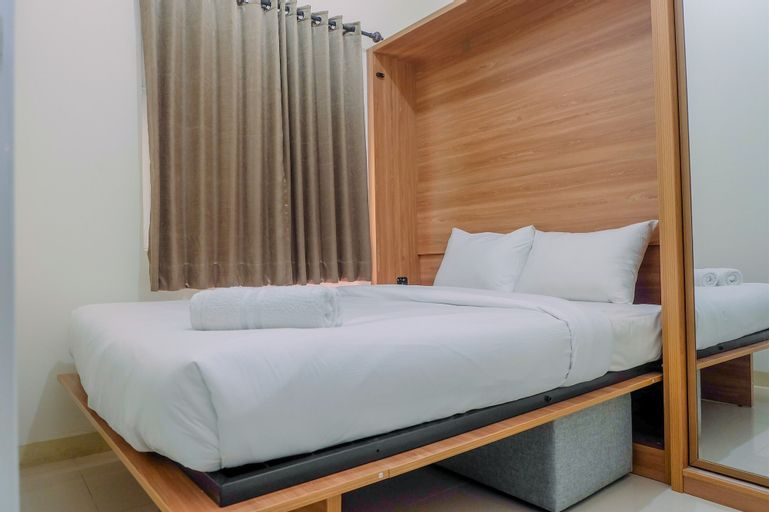 Connected to Mall 2BR Apartment at Green Pramuka City By Travelio, Jakarta Pusat