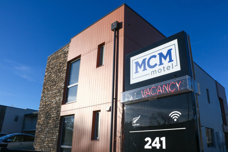 MCM Motel, Christchurch