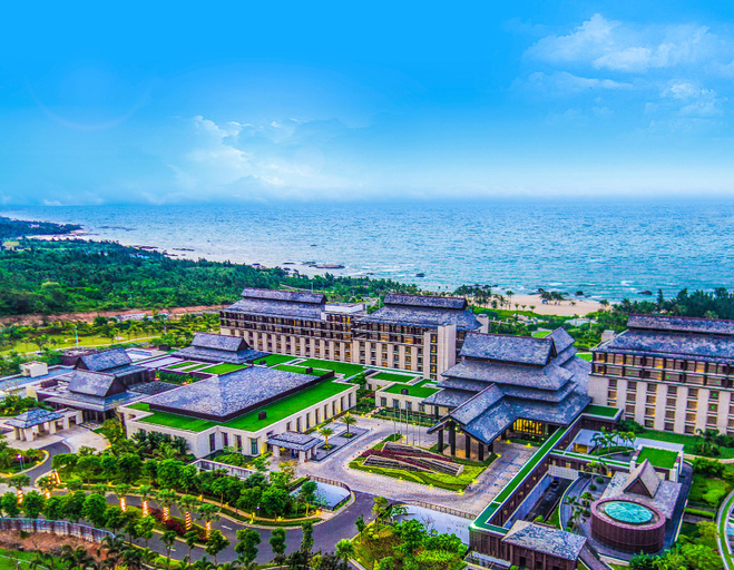 Hilton Wenchang, Hainan