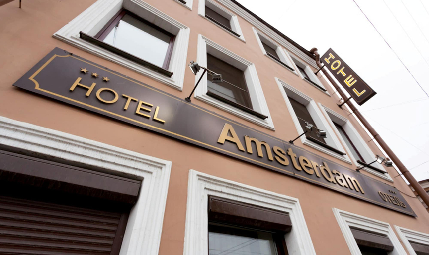 Amsterdam Hotel, Sankt-Peterburg gorsovet