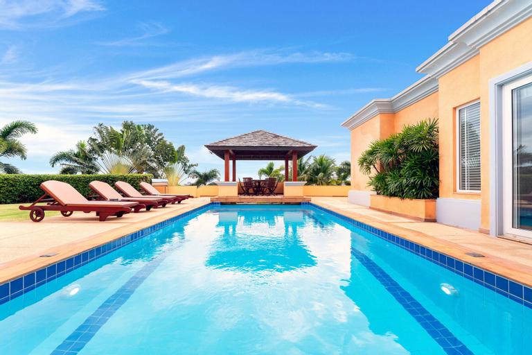Sunset View Luxury Pool Villa, Bang Lamung