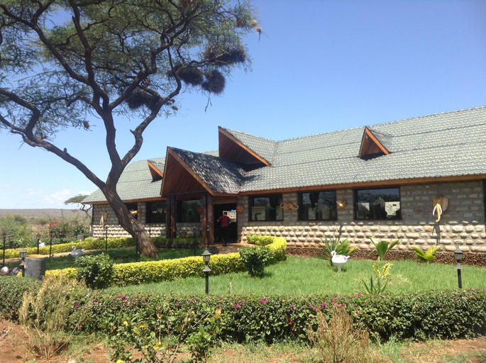 AA Lodge Amboseli, Kajiado South