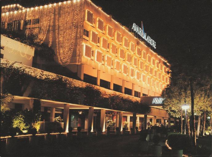 Avari Lahore, Lahore