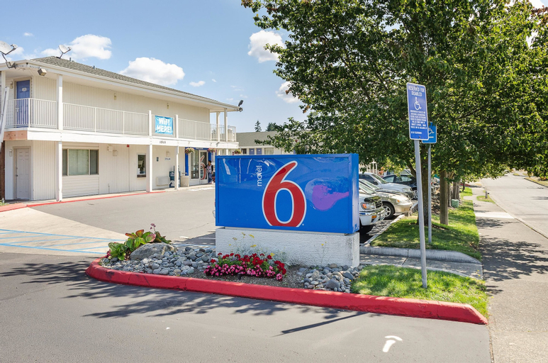 Motel 6 Tacoma South, Pierce
