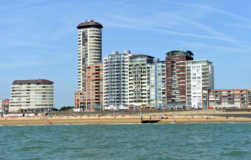 Strandappartementen De Gulden Stroom, Vlissingen
