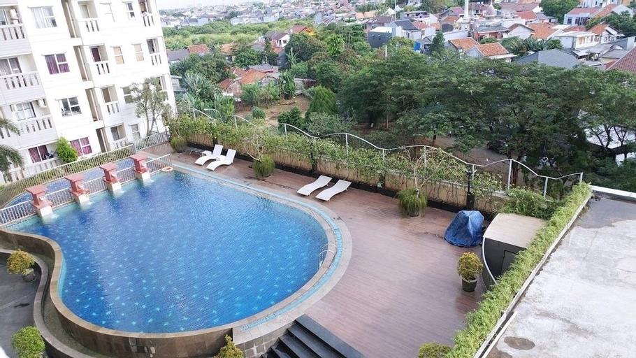 Studio Bellmont Residence Near Puri By Travelio, West Jakarta