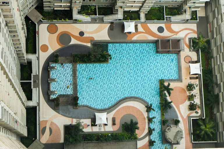 City View Sudirman Park Apartment, Central Jakarta