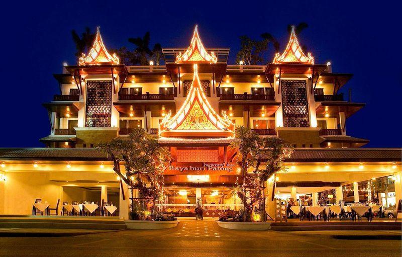 Rayaburi Hotel Patong, Pulau Phuket