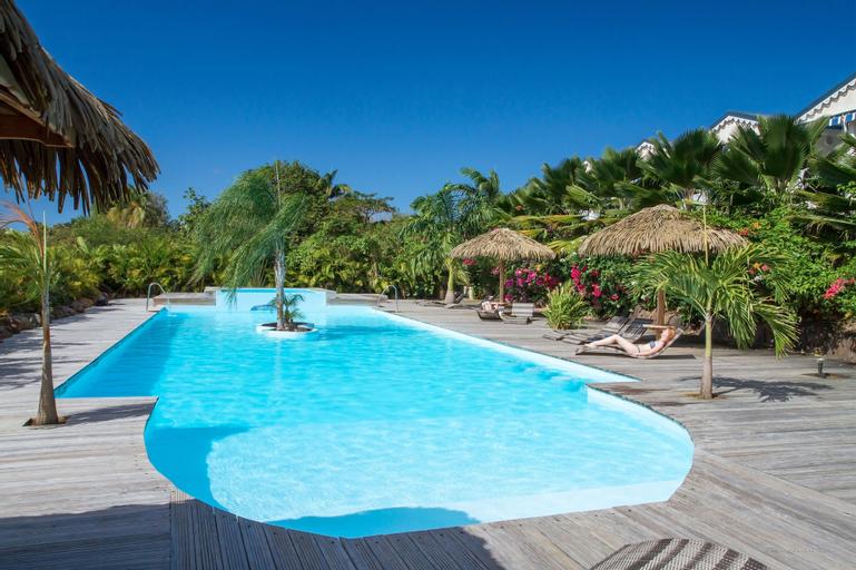 Résidence Hôtelières  Caraibes Royal, Deshaies
