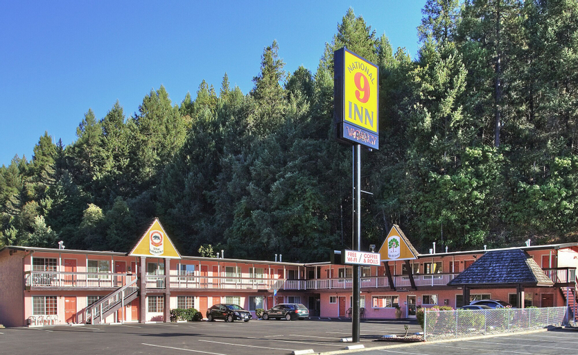 National 9 Inn Placerville, El Dorado