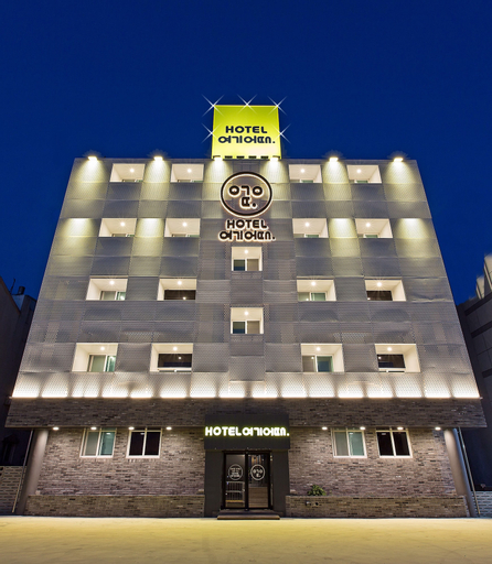 Hotel Yeogiuhtte Gyeongpo, Gangneung