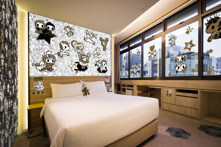 Tokidoki Popup Hotel, Singapore River