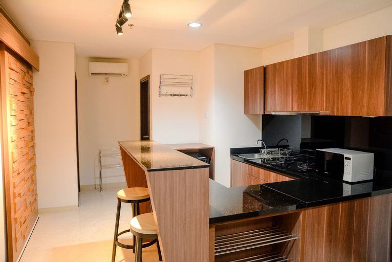 Artistic Room L'Avenue Apartment, South Jakarta