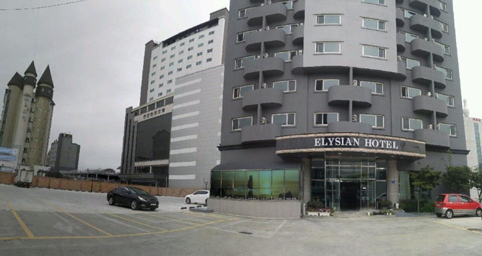 Elysian Hotel, Donghae