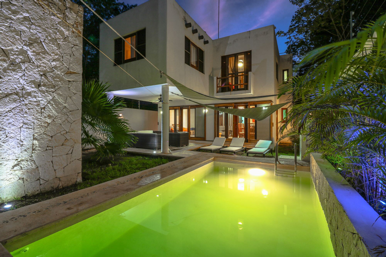 Villa Nautilus, Cozumel