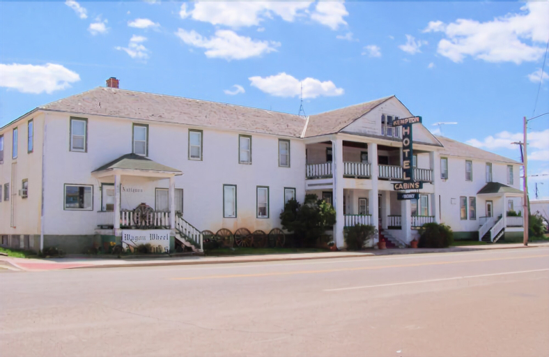 The Kempton Hotel, Prairie