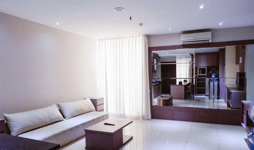 Spacious Apartment @ Mangga Dua Residence near ITC Mall, Jakarta Pusat