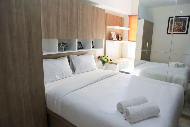 Comfortable The Springlake Summarecon Apartment, Bekasi