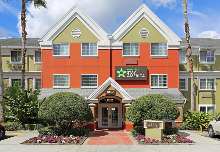 Extended Stay America Lake Mary 1040 Greenwood Blv, Seminole