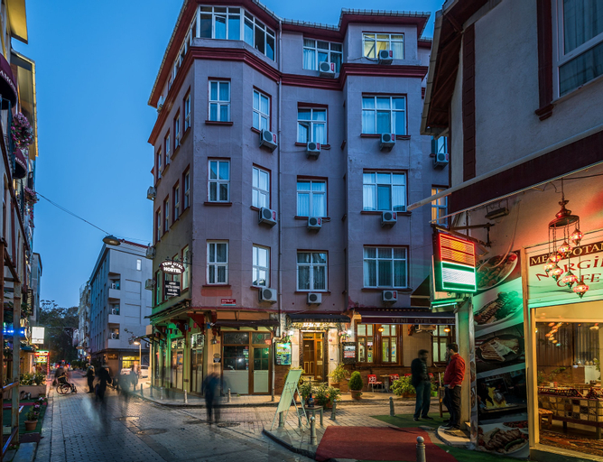Yeni Hotel, Fatih