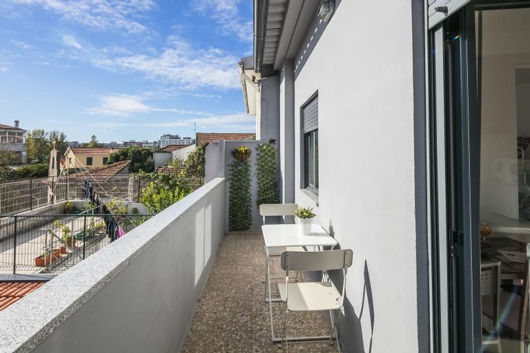 Apartamento A Francos Balcony, Porto