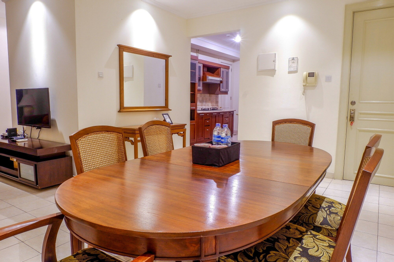 Premium Location Ambasador 2 Apartment, South Jakarta