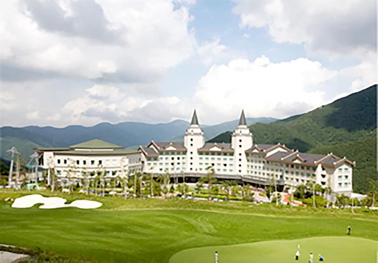 High1 Hotel, Jeongseon
