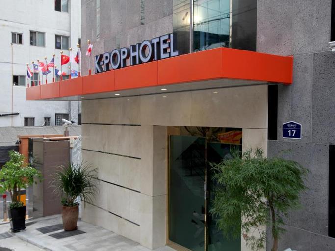 K Pop Hotel Seoul Station, Jongro