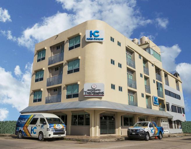 HOTEL CAREYES, Coatzacoalcos