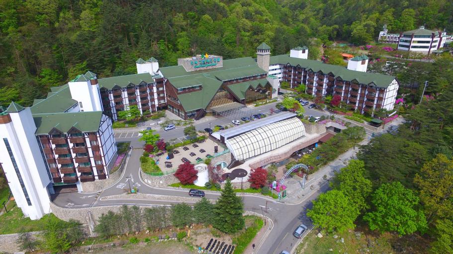 Osaek Greenyard Hotel, Yangyang