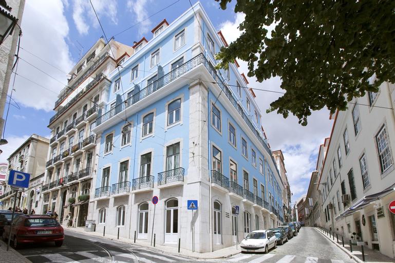 Lisboa Carmo Hotel, Lisboa