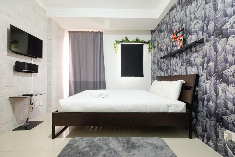 Studio Strategic Location Signature Park Grande Apartment, East Jakarta