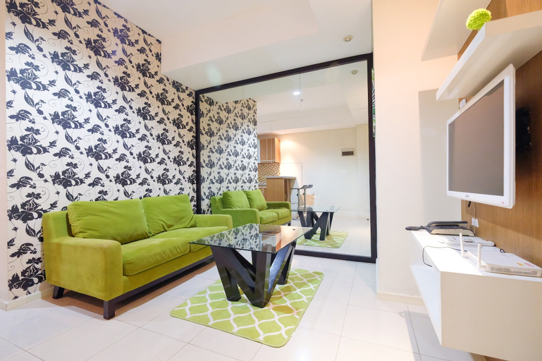 Pool View Cosmo Terrace Apartment at Thamrin City, Central Jakarta