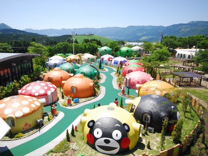 Aso Farm Land, Minamiaso