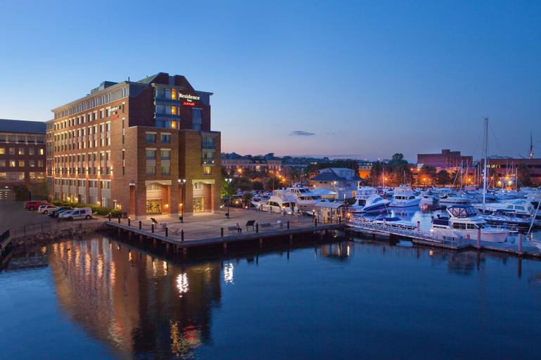 Residence Inn by Marriott Boston Harbor on Tudor Wharf, Suffolk