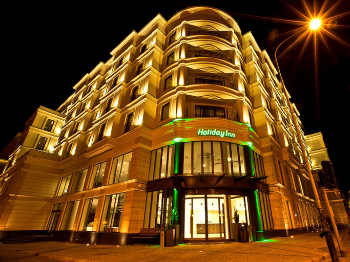 Holiday Inn Lodz, Łódź