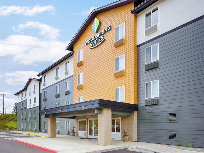 WoodSpring Suites Seattle Everett, Snohomish