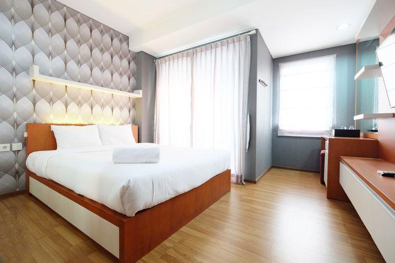Tidy Studio Apartment @ Thamrin Executive Residence near Mall Grand Indonesia, Central Jakarta