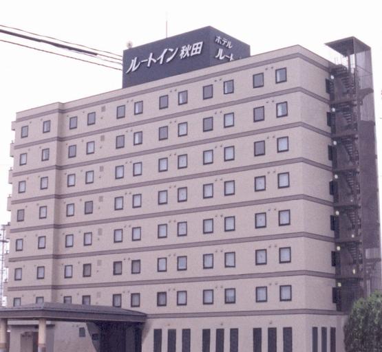 Hotel Route-Inn Akita Tsuchizaki, Akita