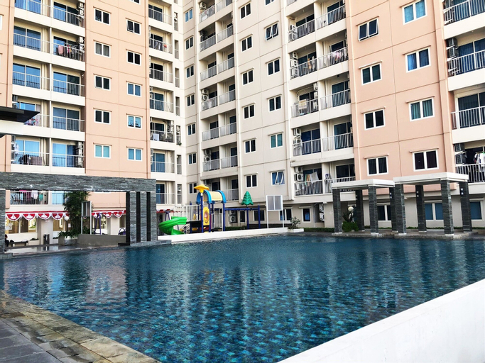Apartment at Puncak Bukit Golf with City View, Surabaya