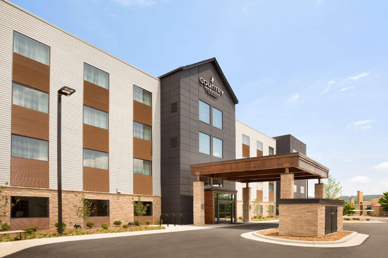 Country Inn & Suites by Radisson, Asheville Westgate, NC, Buncombe