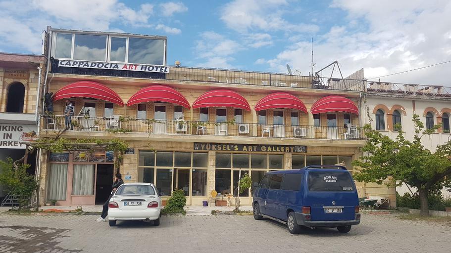 Cappadocia Art Hotel, Merkez