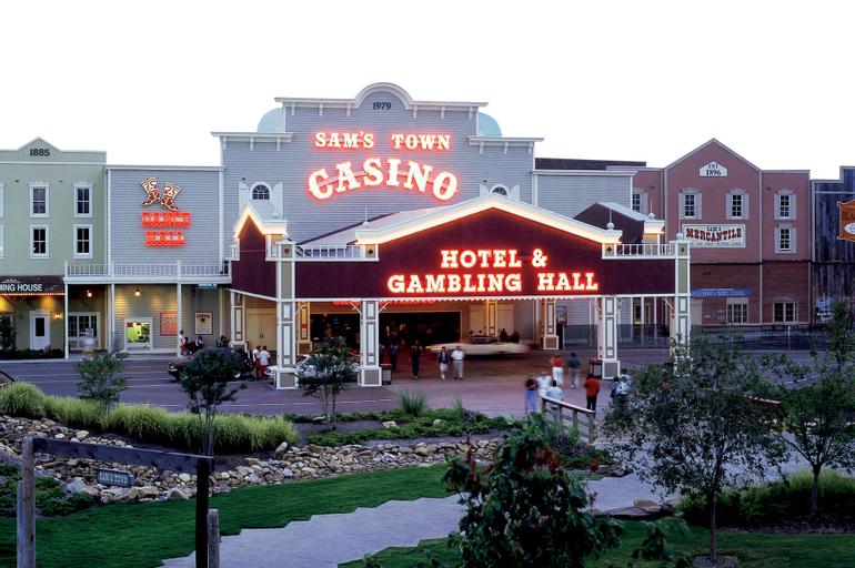 Sam's Town Tunica, Tunica