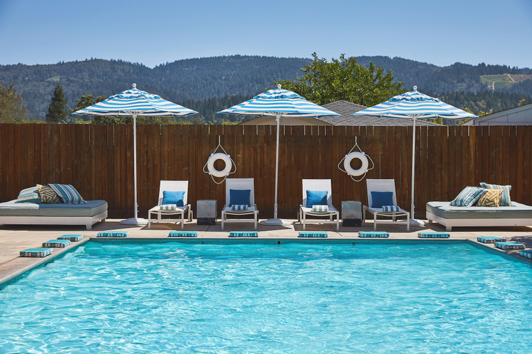Calistoga Motor Lodge and Spa, Napa
