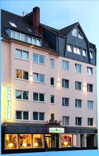 Novum Hotel Flora Düsseldorf, Düsseldorf