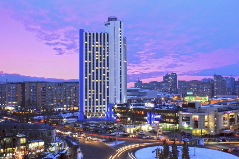 Tourist Hotel, Dniprovs'kyi