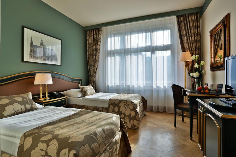 Hotel Elysee, Praha 1